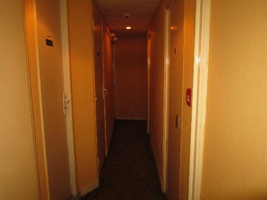 Hotel de Lorraine : corridoio