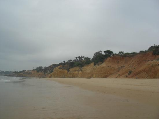 Alfagar Alto da Colina: Local Beach