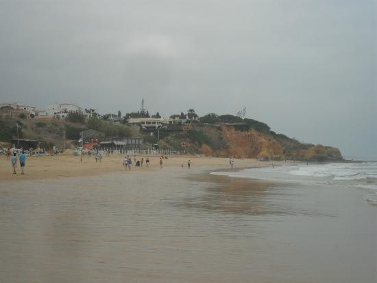 Holiday Village Algarve Balaia: Beach
