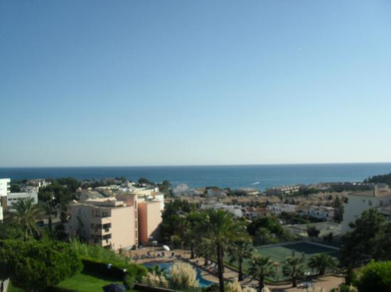 Holiday Village Algarve Balaia: View from our Balcony in Colina 1
