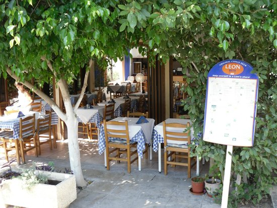 Christos Karouzis Restaurant : Simply Heaven