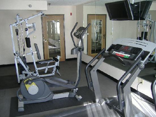 BEST WESTERN Delaware Inn : Exercise