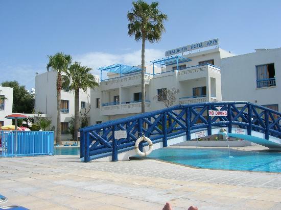 Kefalonitis Hotel Apts.: Pool