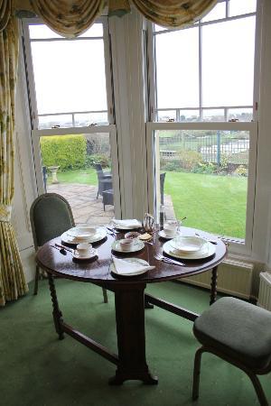 Church House: dining room