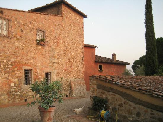 Salvadonica - Borgo Agrituristico del Chianti: Il Borgo