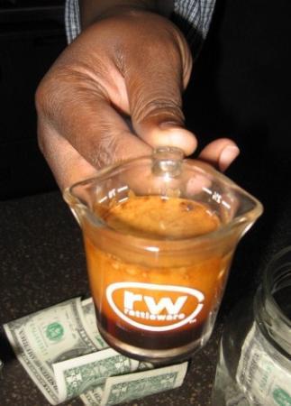 Flint Crepe Company: Wonderful coffee