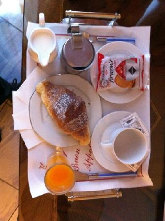 Fiorentini Residence: colazione