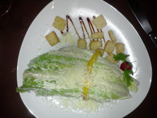 Por Que No?: Caesar salad