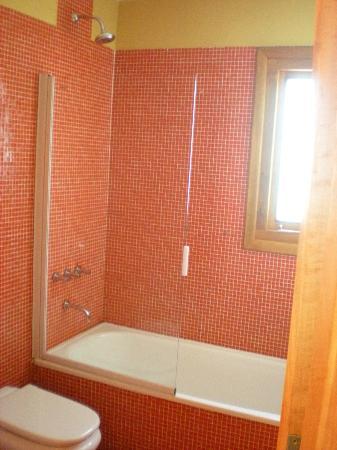 Hosteria El Coirón: ducha
