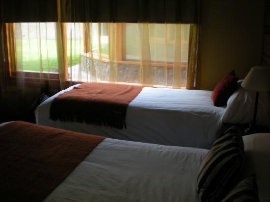 Hosteria El Coiron: habitacion doble