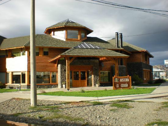 Hosteria El Coiron: vista exterior