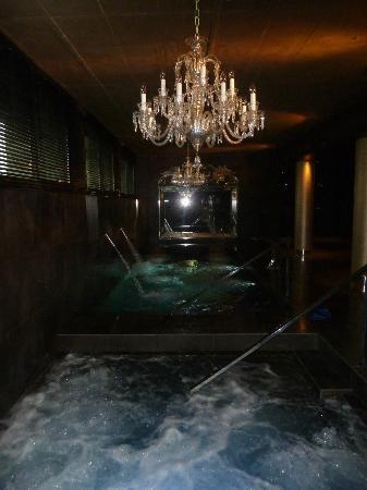 Castillo Gorraiz Hotel Golf & Spa: Spa