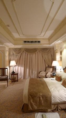 InterContinental Dar Al Tawhid: Bedroom