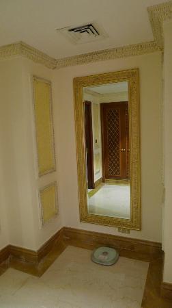 InterContinental Dar Al Tawhid: Dressing room