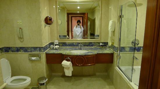 InterContinental Dar Al Tawhid : Bathroom