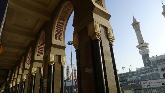 InterContinental Dar Al Tawhid: Haram view