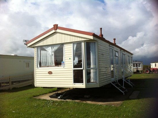 Withernsea Sands Holiday Park - Park Resorts: lovely caravan