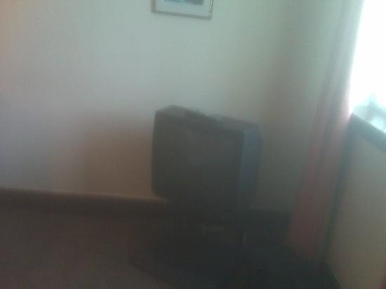 Castlecary House Hotel: tv