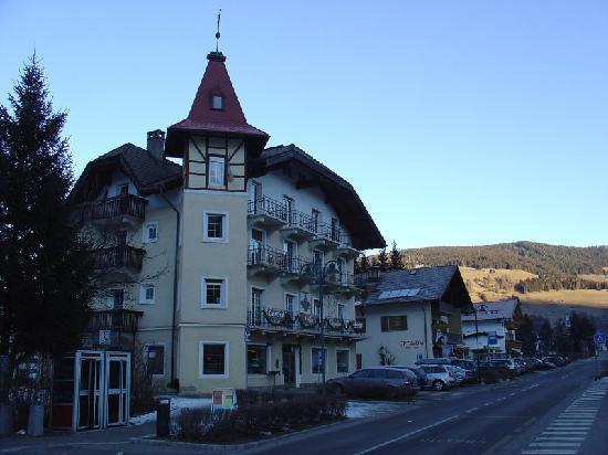 Hotel Villa Christina: Hotel