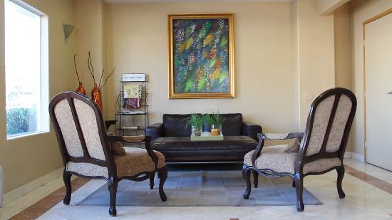 Portofino Inn Burbank: Lobby