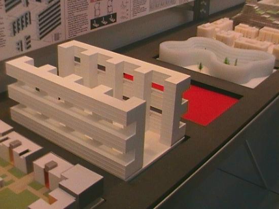 Buildings Models Fotograf A De Museo De Arte Moderno De Lousiana