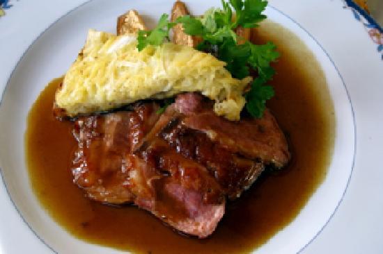 El Chaleco: Carne excelente