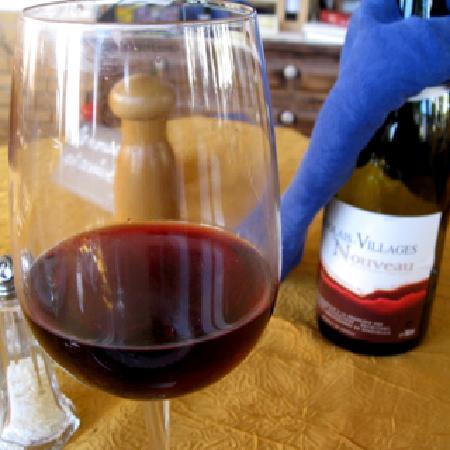 El Chaleco: El Vino bueno