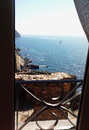 """Alla Porta Rossa: finestra camera """"Sapore di Sole"""""""