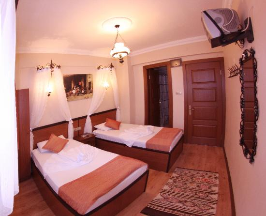 Dreams Hotel: Twin private room