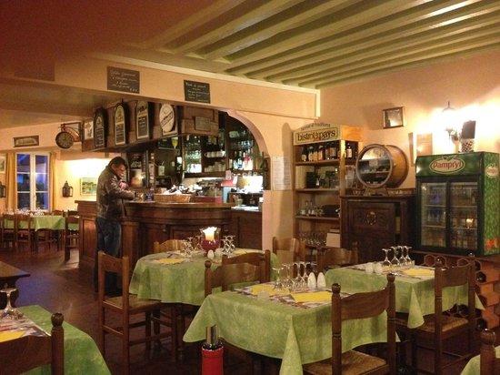Fait maison  Avis de voyageurs sur La Fontaine Saint Jean  ~ Restaurant Saint Jean Aux Bois