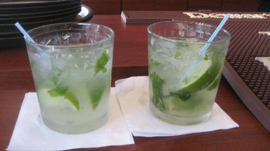 Dieguito And Markitos: The best mojitos!