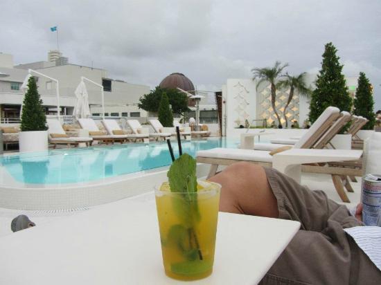 Dream South Beach: mmm mojitos !!!