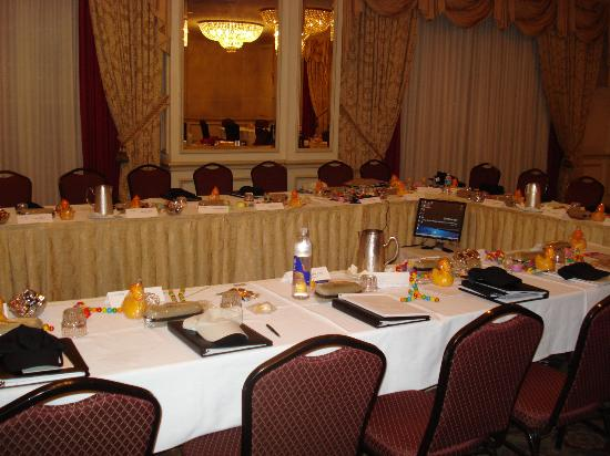 Warwick Melrose Hotel Dallas: Meeting Room