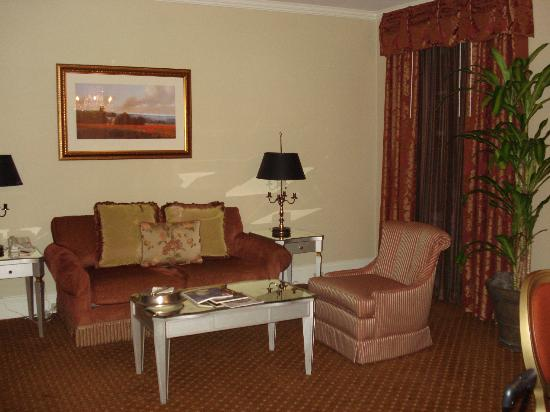 Warwick Melrose - Dallas: Suite