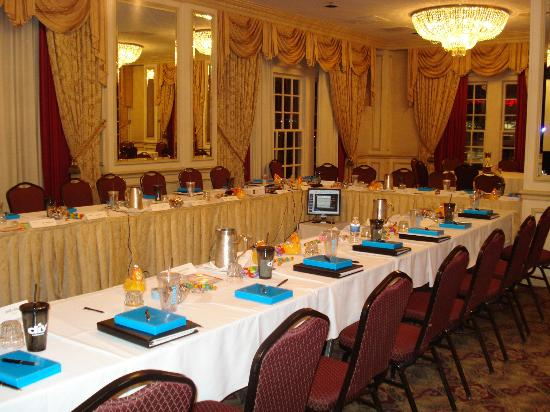 Warwick Melrose Hotel Dallas: Meting Room