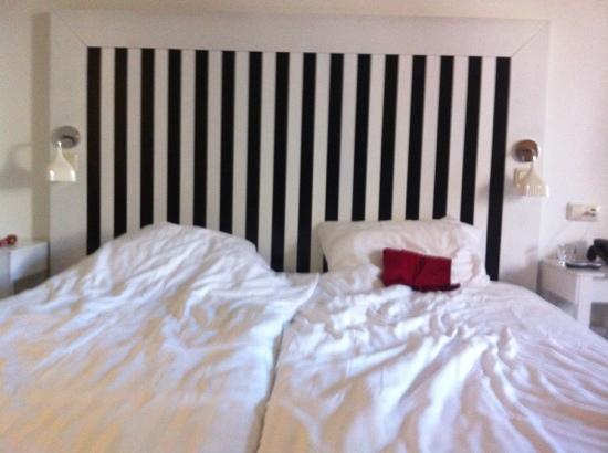 Domburg, The Netherlands: heerlijk bed