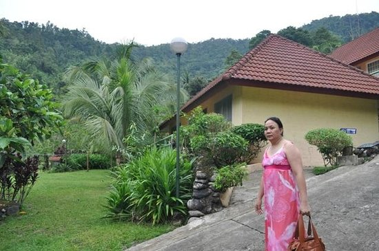 Palm Grove Hot Springs and Mountain Resort: Clean and nice rooms....