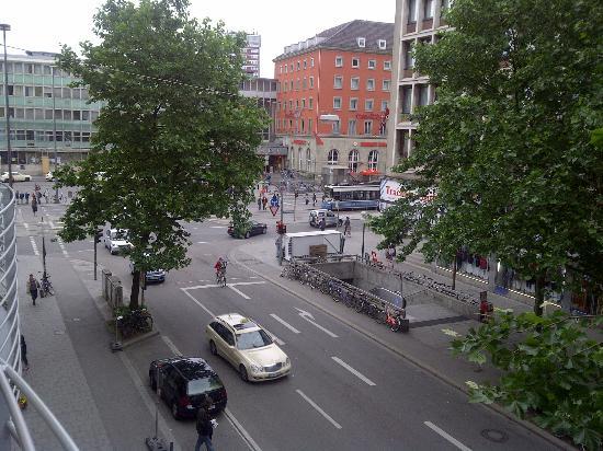 Le Meridien Munich: Room View