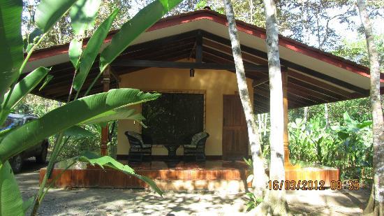 Las Islas Lodge : Cabinas