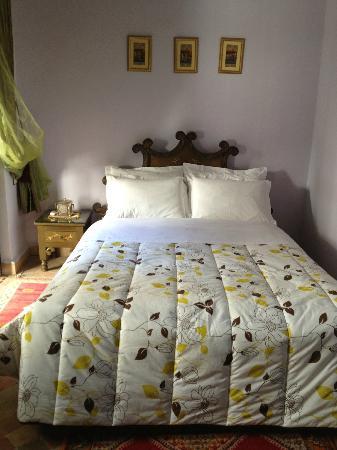Riad Al Kadar: room