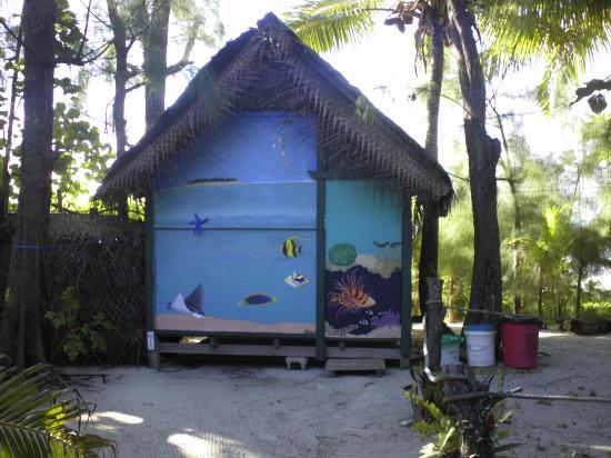 ‪‪Matriki Beach Huts‬: Beach Hut‬