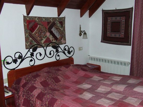 Villa Tehila: Lovely bedroom