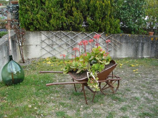 Locanda Il Boschetto: il giardino