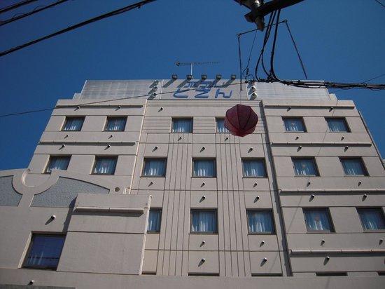 Hotel Tozan Comfort Odawara : ホテル外観