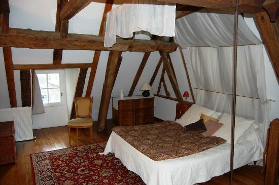 Chateau de Porthos : Dormitorio Porthos