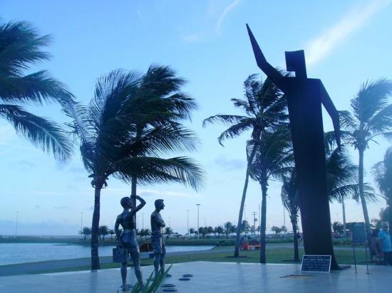 Aracaju, SE: Plaza en playa Atalaia