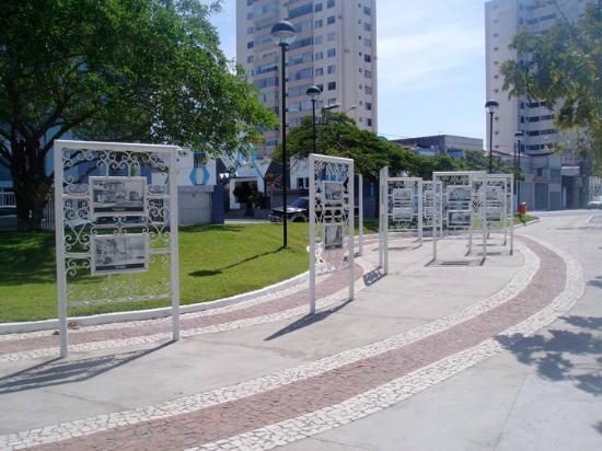 Aracaju, SE: Plaza frente al municipio