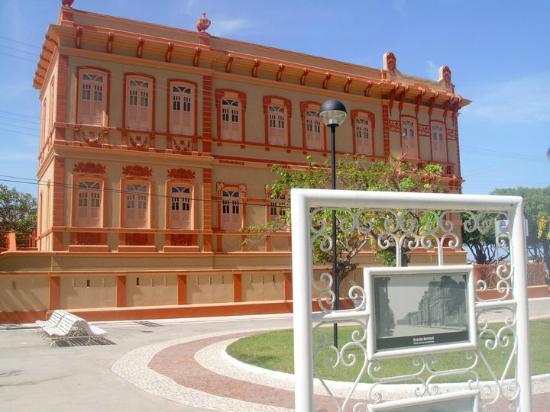 อารากาจู: Municipio