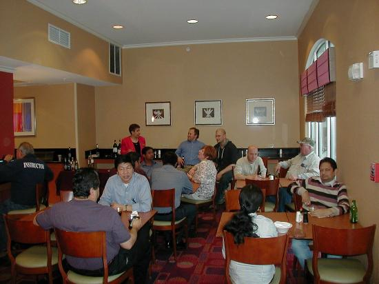 Residence Inn Boston Westborough : Customer Appreciation Party pic2