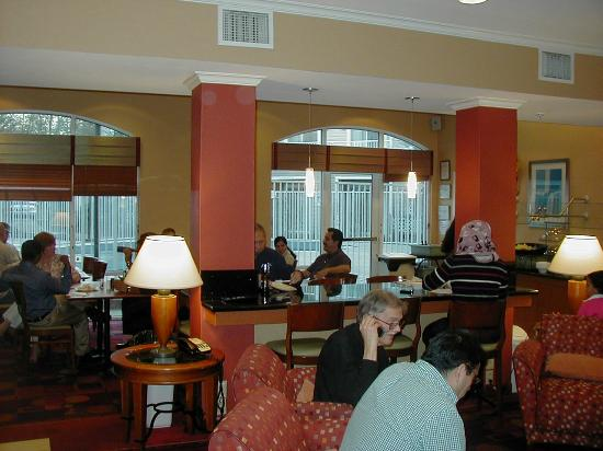 Residence Inn Boston Westborough : Customer Appreciation Party pic1